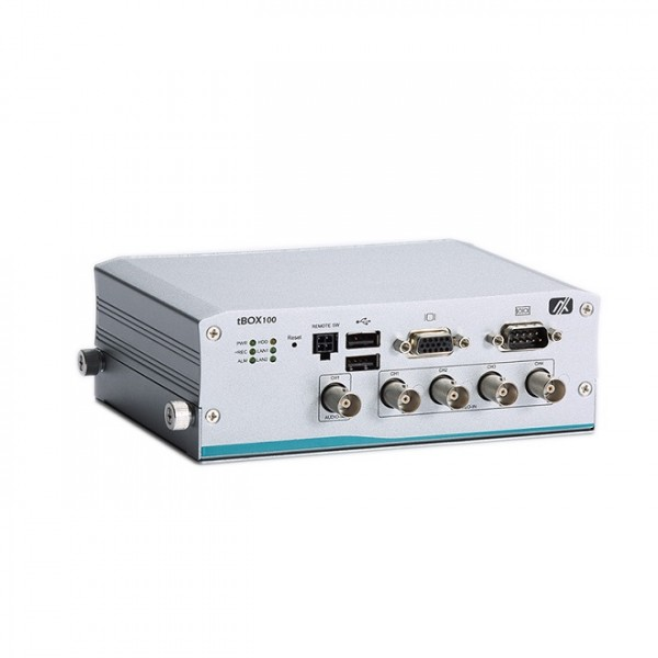 IEC 60945 Compliant Fanless Embedded System with Intel® Atom® Processor E3845