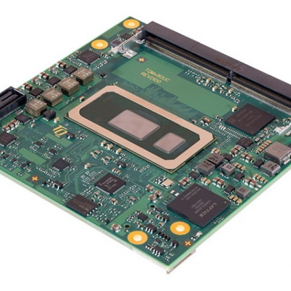 8th Generation Intel® Core™ Processor COM Express® Compact Module Type 6